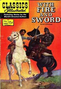 Cover Thumbnail for Classics Illustrated (Gilberton, 1947 series) #146 [O] - With Fire and Sword