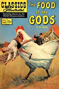Cover Thumbnail for Classics Illustrated (Gilberton, 1947 series) #160 [O] - The Food of the Gods
