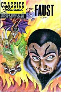 Cover Thumbnail for Classics Illustrated (Gilberton, 1947 series) #167 [O] - Faust