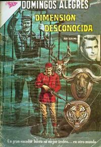 Cover Thumbnail for Domingos Alegres (Editorial Novaro, 1954 series) #489