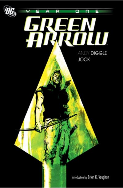 Cover for Green Arrow: Year One (DC, 2008 series)