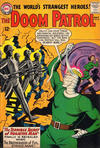 Cover for The Doom Patrol (DC, 1964 series) #87