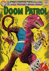 Cover for The Doom Patrol (DC, 1964 series) #89