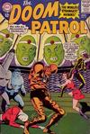 Cover for The Doom Patrol (DC, 1964 series) #91