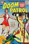 Cover for The Doom Patrol (DC, 1964 series) #92