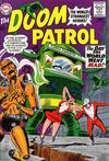 Cover for The Doom Patrol (DC, 1964 series) #96