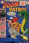Cover for The Doom Patrol (DC, 1964 series) #99