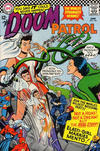 Cover for The Doom Patrol (DC, 1964 series) #104