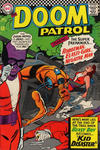 Cover for The Doom Patrol (DC, 1964 series) #108