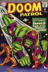 Cover for The Doom Patrol (DC, 1964 series) #111