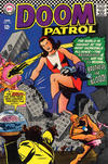 Cover for The Doom Patrol (DC, 1964 series) #112