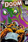 Cover for The Doom Patrol (DC, 1964 series) #119