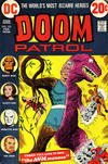 Cover for The Doom Patrol (DC, 1964 series) #122