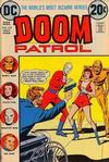 Cover for The Doom Patrol (DC, 1964 series) #124