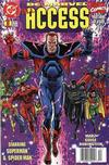 Cover for DC / Marvel All Access (DC, 1996 series) #1 [Newsstand Edition]