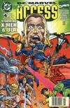 Cover Thumbnail for DC / Marvel All Access (1996 series) #4 [Newsstand Edition]