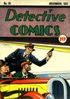 Cover for Detective Comics (DC, 1937 series) #10