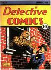 Cover for Detective Comics (DC, 1937 series) #11