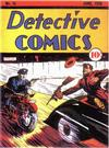Cover for Detective Comics (DC, 1937 series) #16