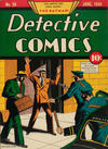 Cover for Detective Comics (DC, 1937 series) #28