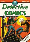 Cover for Detective Comics (DC, 1937 series) #30