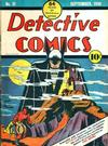 Cover for Detective Comics (DC, 1937 series) #31