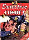 Cover for Detective Comics (DC, 1937 series) #32