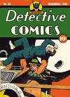 Cover for Detective Comics (DC, 1937 series) #34