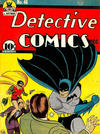 Cover for Detective Comics (DC, 1937 series) #46