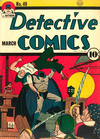 Cover for Detective Comics (DC, 1937 series) #49