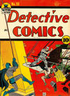 Cover for Detective Comics (DC, 1937 series) #53
