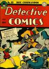 Cover for Detective Comics (DC, 1937 series) #89