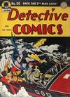Cover for Detective Comics (DC, 1937 series) #90
