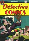Cover for Detective Comics (DC, 1937 series) #95