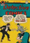 Cover for Detective Comics (DC, 1937 series) #101