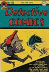 Cover for Detective Comics (DC, 1937 series) #102