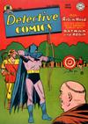Cover for Detective Comics (DC, 1937 series) #116