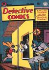 Cover for Detective Comics (DC, 1937 series) #117