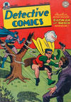 Cover for Detective Comics (DC, 1937 series) #121