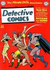 Cover for Detective Comics (DC, 1937 series) #152