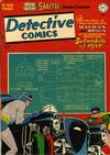 Cover for Detective Comics (DC, 1937 series) #156