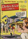 Cover for Detective Comics (DC, 1937 series) #157
