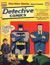Cover for Detective Comics (DC, 1937 series) #159