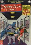 Cover for Detective Comics (DC, 1937 series) #169