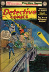 Cover for Detective Comics (DC, 1937 series) #196