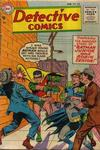 Cover for Detective Comics (DC, 1937 series) #218