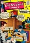 Cover for Detective Comics (DC, 1937 series) #240
