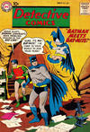 Cover for Detective Comics (DC, 1937 series) #267