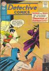 Cover for Detective Comics (DC, 1937 series) #283