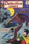 Cover for Detective Comics (DC, 1937 series) #298